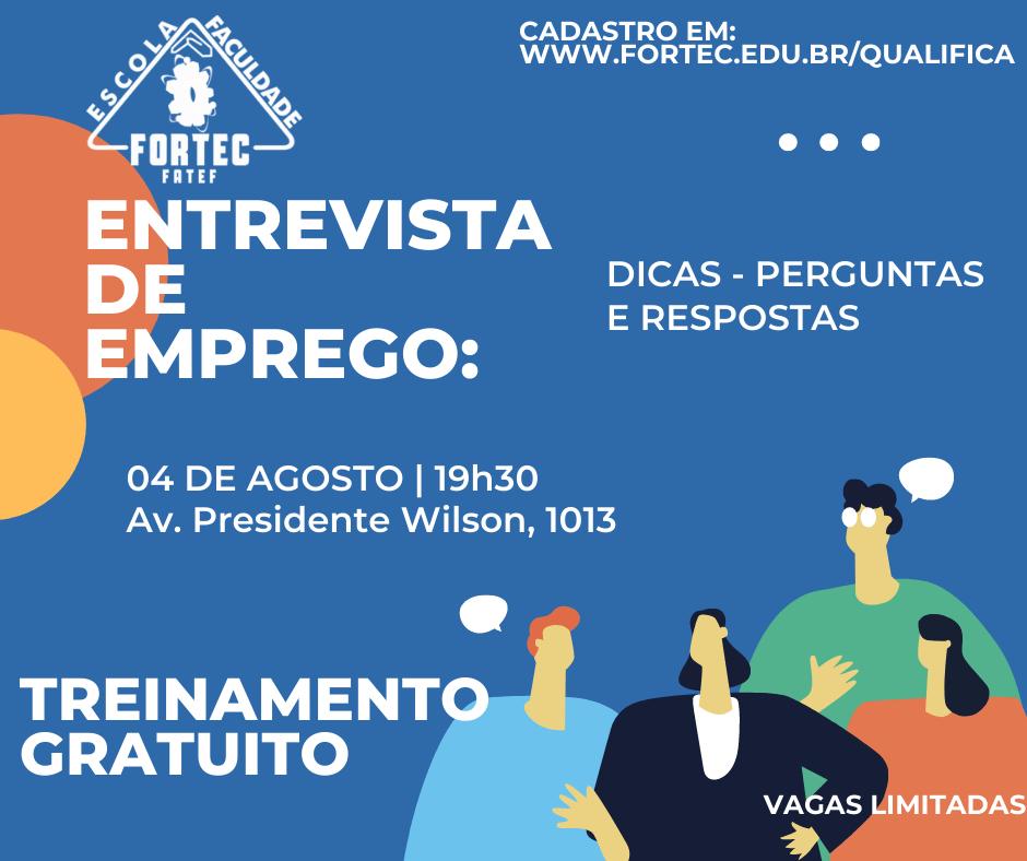 OK-ENTREVISTA DE EMPREGO
